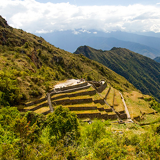 Classic Inca Trail to Machu Picchu in 4 days