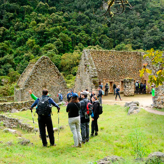 Inca Trail To Machu Picchu in 2 days