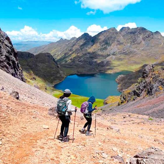 Lares Trek To Machu Picchu 3 days & 2 nights